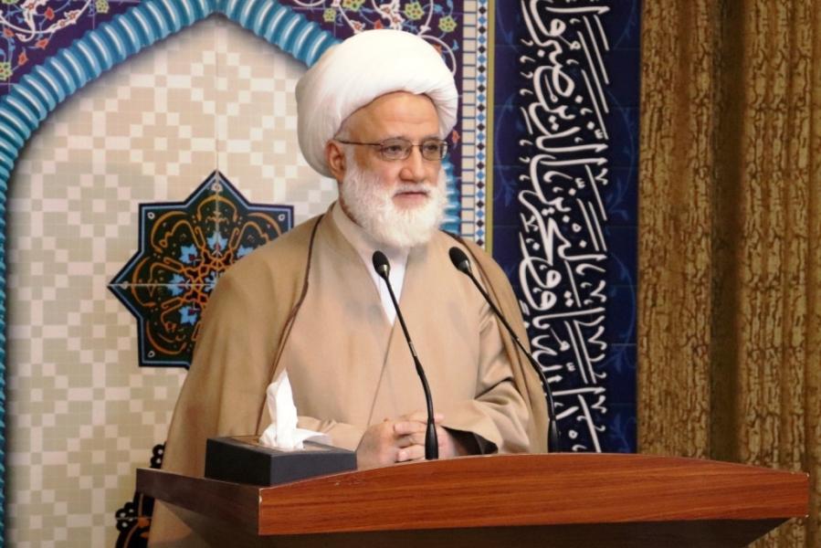什叶派世界的最高权威,阿耶图拉·谢赫·穆罕默德·叶儿故比、 提醒该地区人们注意健康和预防问题,并采取措施防止冠状病毒的传播。