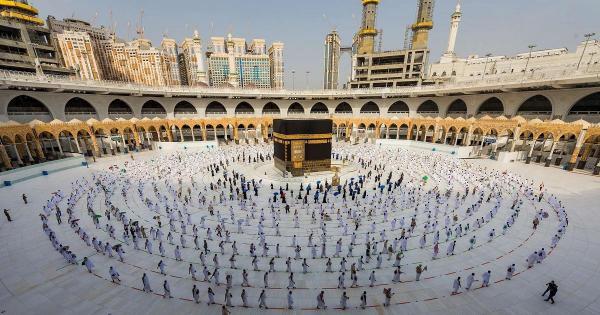 Référendum sur la prise du vaccin afin d'effectuer les rituels du Hajj