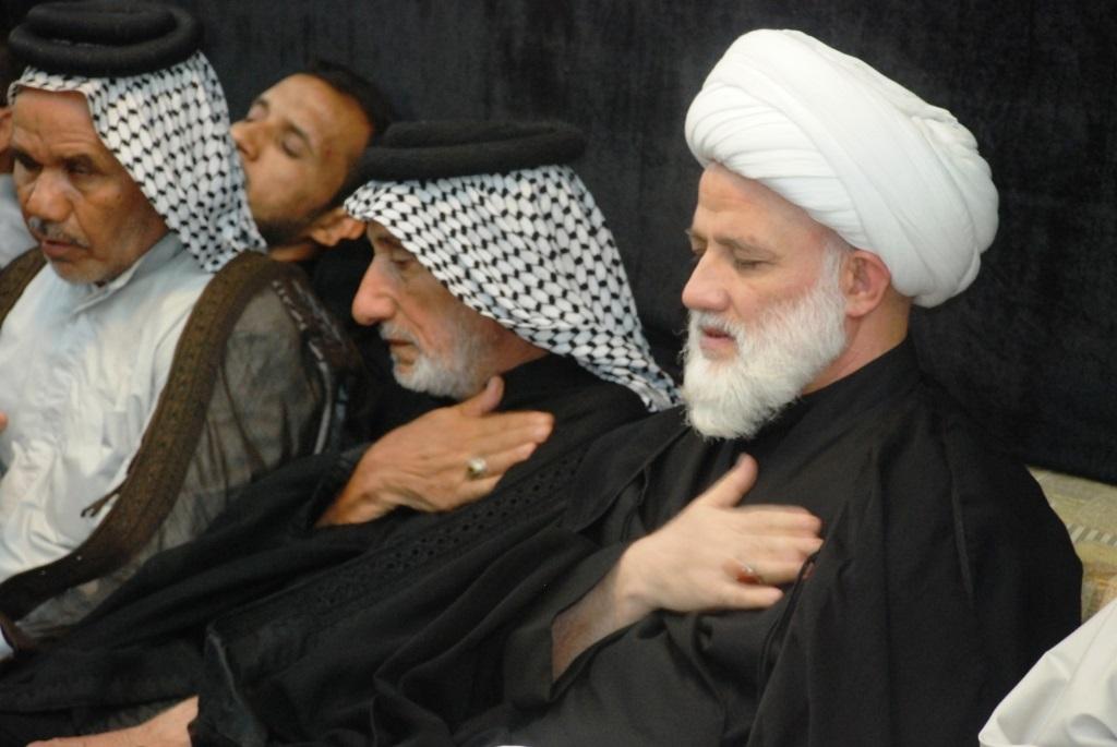 Религиозный авторитет шейх Аль-Йа'куби: отправление церемоний, посвященных Имаму Хусейну (А), в условиях эпидемии