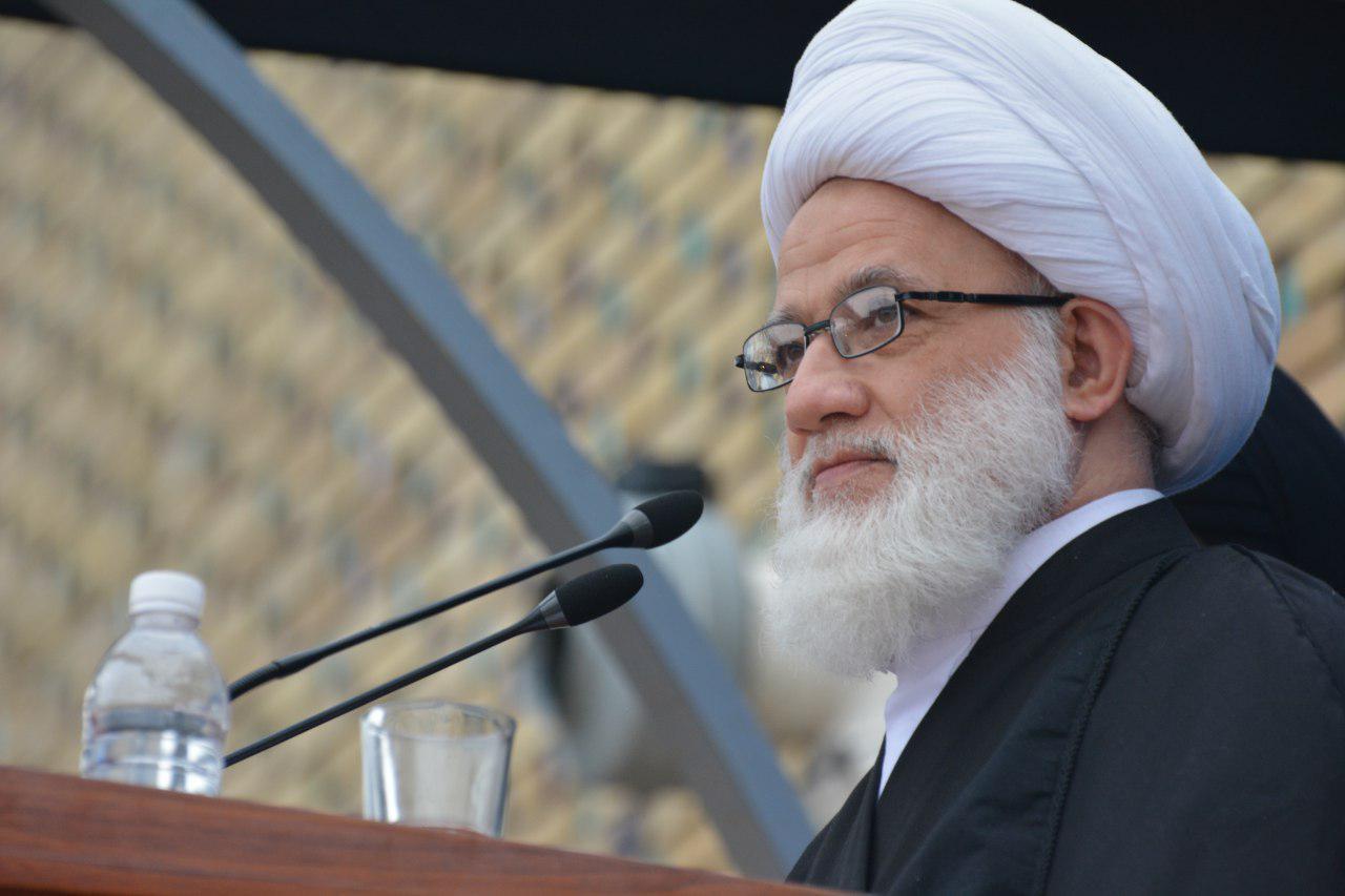 Ayatullah Yaqoubi: pongan las ayudas en nombre del Imam Mahdi (la paz sea con él)