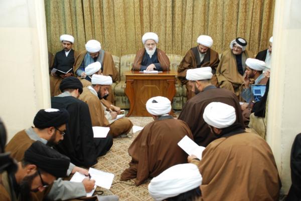 de Su Eminencia la Autoridad Religiosa Sheikh Mohamad Al-Yaqubi 9