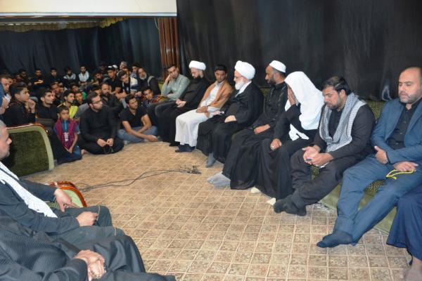 de Su Eminencia la Autoridad Religiosa Sheikh Mohamad Al-Yaqubi 10