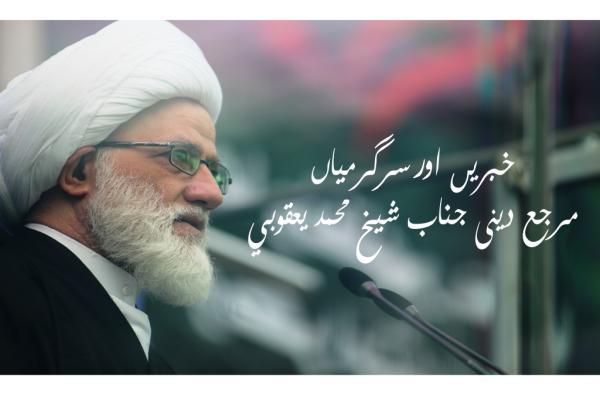 مرجع یعقوبی :سیاسی ماحول کو صاف کرنا مسلمانوں میں اتحاد کے حصول کے لئے ایک اہم عنصر ہے