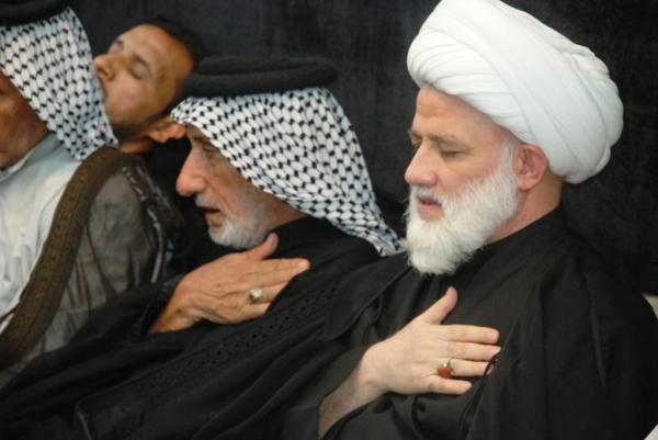 مرجع دينى جناب شيخ محمد يعقوبي 9
